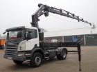 cap tractor Scania P 380