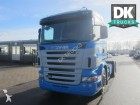 Scania R420 airco-retarder-manual gearbox tractor unit