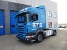 Scania R420 HIGHLINE RETARDER 5 STUKS/PIECES Sattelzugmaschine