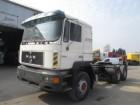 MAN 26.372 (FULL STEEL SUSPENSION) tractor unit
