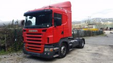 cap tractor Scania R 420