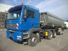 MAN TGA 26.480 6x4 Meiller MHKS 41/2-G Blattfederung tractor unit