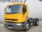 cabeza tractora Renault Premium 340.19 MANUAL FULL SPRING STEEL SUSPENSI