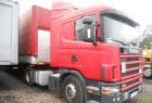 ciągnik siodłowy Scania 114 380