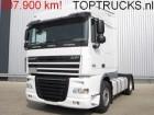 cap tractor DAF XF 105.410 EURO 5 SPACECAB 507.900 KM!