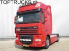 cap tractor DAF XF 105.460 EURO 5 SUPERSPACECAB 386.000 KM! SSC