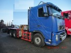 ciągnik siodłowy Volvo FH16-610 6x4 MANUAL - STEEL SPRING - BIG AXLES / HUB REDUC