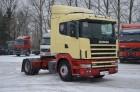 ciągnik siodłowy Scania 124L 400
