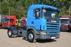 ciągnik siodłowy Scania 124L 400 retarder