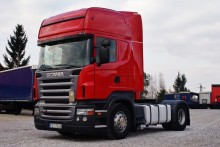 ciągnik siodłowy Scania R 420 MANUAL EURO 5 TOPLINE