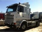 cabeza tractora Scania 143 M-400