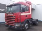 cap tractor Scania R 124L-360 C19