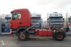 cap tractor Scania R 420 4X4 MANUAL GEABOX