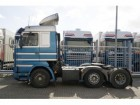 cap tractor Scania 113 M/380 6X2 MANUAL GEARBOX