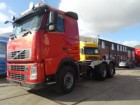 cap tractor Volvo FH13-520 Big-Axle SteelSuspension Euro