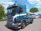 cap tractor Scania R380 Highline; opticruise + retarder