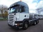 cap tractor Scania R480 Highline 6x2 + hydrolics