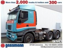 Iveco Stralis / 540 6x4 / 6x4 Standheizung/Klima/NSW tractor unit