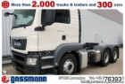 MAN TGS / 33.440BBS 6x4 / 6x4 Standheizung/Klima tractor unit