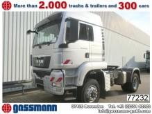 MAN TGS 18.400 BB 4x4, Kipphydraulik Sitzhzg./Klima tractor unit