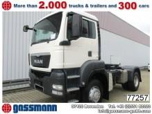 MAN TGS 18.400 BB 4x4, Kipphydraulik Klima tractor unit