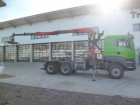 MAN TGA 33.430 BB 6x6 Epsilon 165Z95 Kran SZM/AHK tractor unit