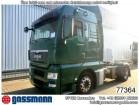 MAN TGX / 18.480 BLS 4x2 / 4x2 Autom./Standheizung tractor unit
