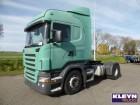 cap tractor Scania R 420 HIGHLINE,MANUAL GEA