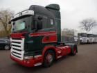 cap tractor Scania R420 Highline opticruise + retarder + ADR