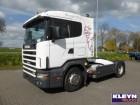 cap tractor Scania R 124.400