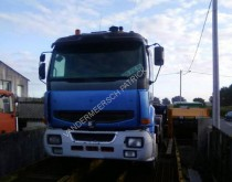 used Sisu tractor unit