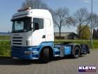 cap tractor Scania R 420 6x2*4