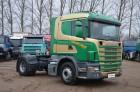 Scania 124L 400 tractor unit