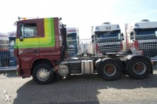 cabeza tractora DAF XF 95.380 6X4 HUB REDUCTION