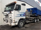 cap tractor Volvo FH 16.520 heavy tractor unit, manual, full-steel, hub-reduction,