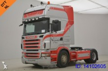 Scania R420 TOPLINE Sattelzugmaschine