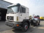 MAN 26.372 (FULL STEEL SUSPENSION) tractor unit
