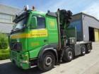 ciągnik siodłowy Volvo FH12 460 8X4 FASSI 900