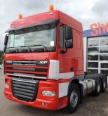 cap tractor DAF XF FTT 105.460 Space CAB 6x4 luft, E5