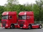 cap tractor DAF XF 105.460/SSC/RETARDER/ EURO 5/MANUAL /