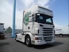 cap tractor Scania R730