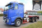 tracteur Volvo FH16-610 6x4 MANUAL - STEEL SPRING - BIG AXLES / HUB REDUCTION