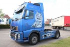 ciągnik siodłowy Volvo FH16-610 MANUAL GEARBOX + RETARDER - GLOBE XL - FULL SPOILERS -
