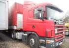 cap tractor Scania 114 380