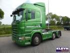 cap tractor Scania R 500 HL V8 EUO 5 MANUAL