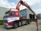 tracteur surbaissé Volvo occasion