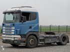 Scania 114L 380 / MANUAL / HYDRAULIKA / tractor unit