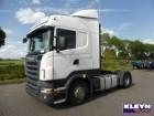 cap tractor Scania R 400 MANUAL