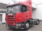 cap tractor Scania R 124L -400 C19