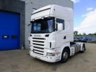 Scania R420 TOPLINE MANUAL/RETARDER Sattelzugmaschine